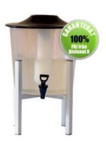 Dryckesbehållare Progress,  ALU 20 liter, bisfenolfri