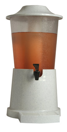 Dryckesbehållare Progress, 8 liter, bisfenolfri - Granit